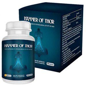 Hammer of Thor Guía Completa 2018, opiniones, foro, precio, donde comprar, en farmacias, españa