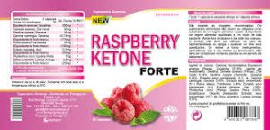 Raspberry Ketone Forte ingredientes, contraindicaciones