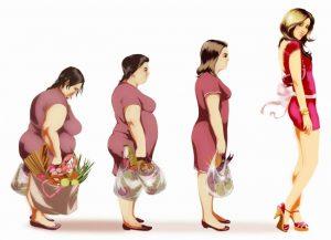 ¿Cómo perder peso rápidamente antes de las fiestas?